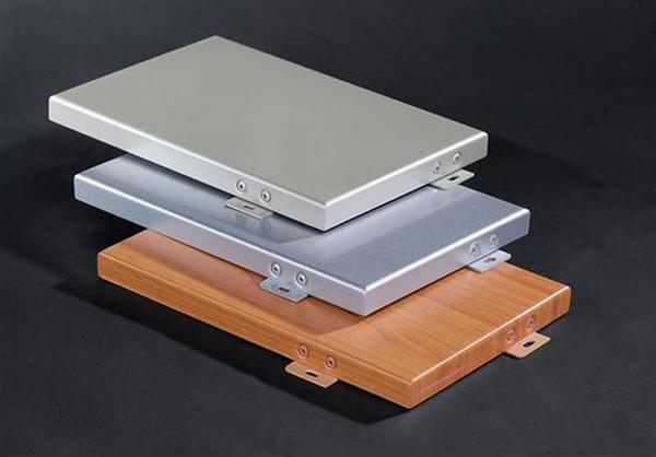氟碳铝单板的清洗流程,你了解吗?
